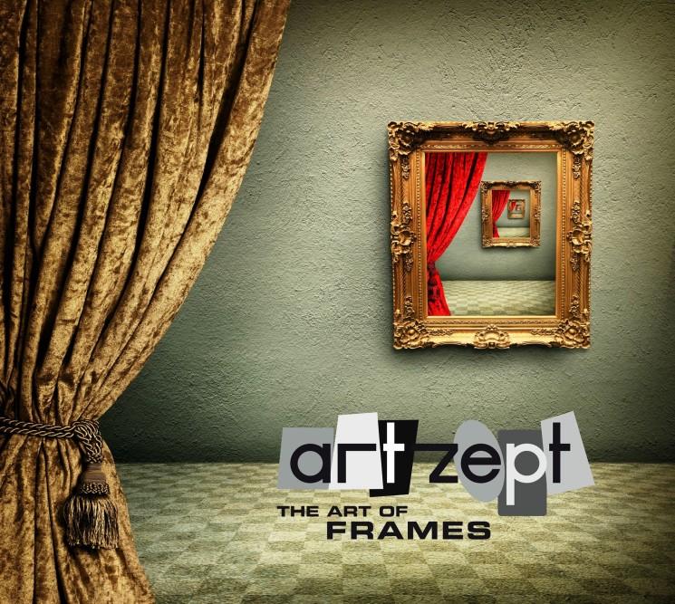ARTZEPT 2016, CONCORSO INTERNAZIONALE DI DESIGN. THE ART OF FRAMES IL TEMA DEL 2016