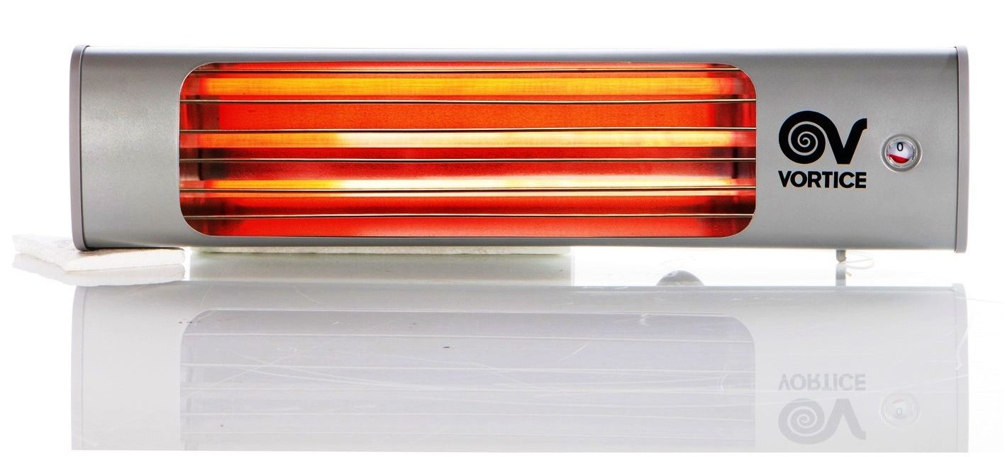 Vortice rinnova la thermologika lampada a raggi - Riscaldamento elettrico per bagno ...
