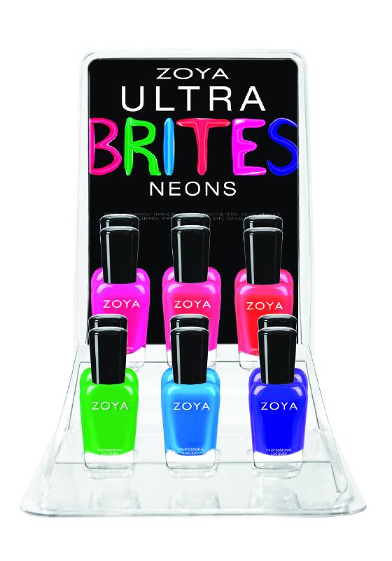Zoya: arriva la Ultra Brites dai colori neon perfetti