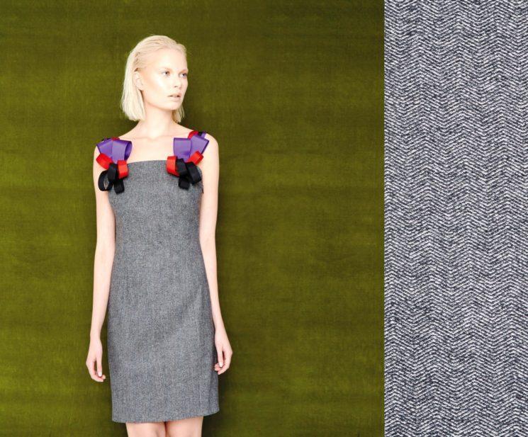 Collezione Capucci per una donna elegante e contemporanea, che stupisce con il dettaglio