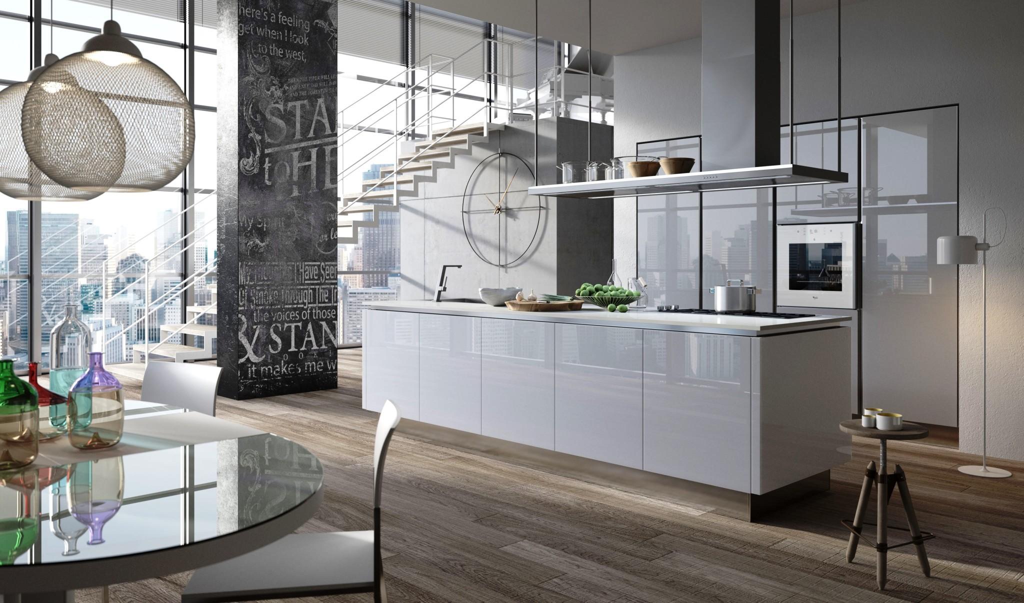 Aran cucine e fiditalia insieme per l acquisto della for Immagini cucine moderne