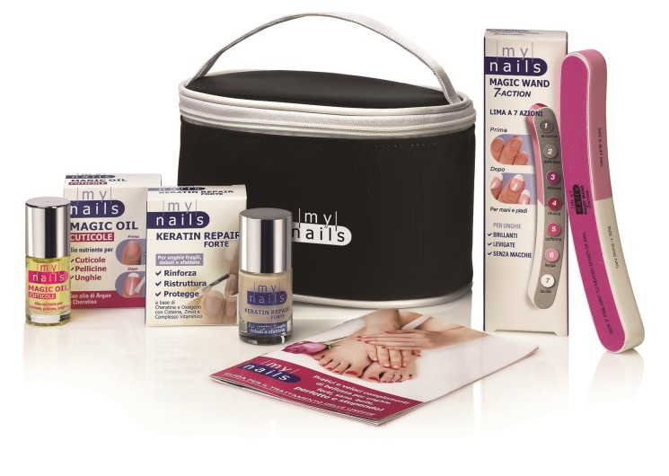 In vacanza con My Nails, beauty travel kit della Linea Planet Pharma