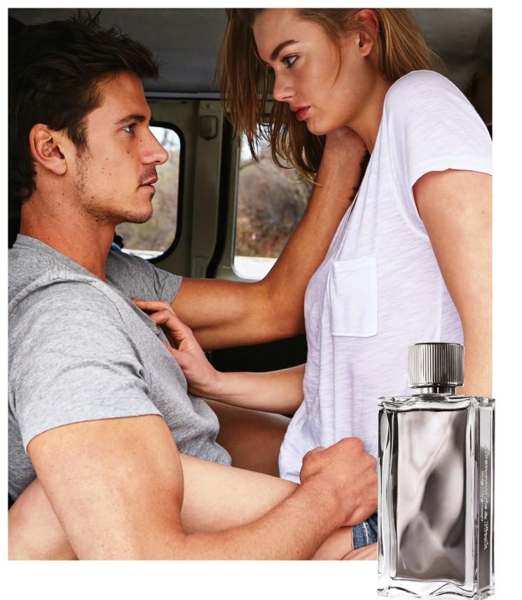 Abercrombie & Fitch First Instinct, la fragranza per l'uomo che vive seguendo il suo istinto