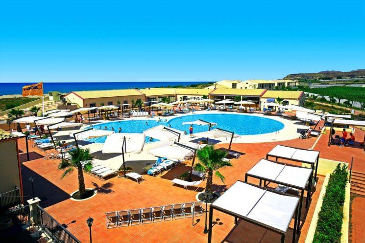 Eden Village Premium Sikania Resort & Spa, Marina di Butera – Sicilia: speciale agosto