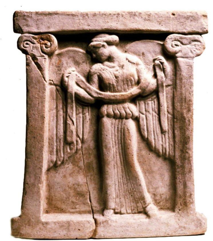 Arula locrese al Museo Archeologico Nazionale di Locri