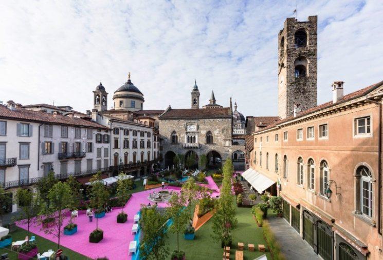 I Maestri del Paesaggio 2016 a Bergamo dal 17 al 25 settembre 2016
