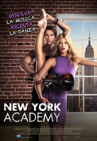 New York Academy, un film di musica, danza e anche d'amore
