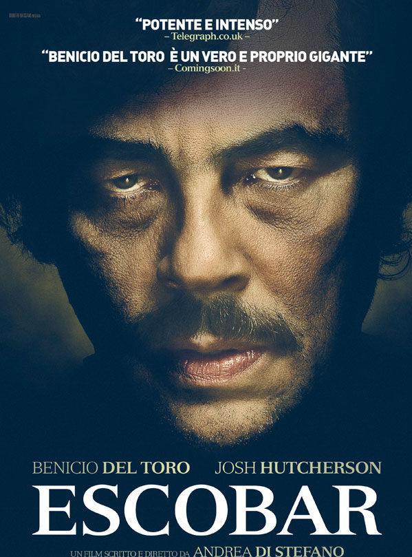 """""""Escobar"""", un film d'amore e d'azione dalle tinte dark"""