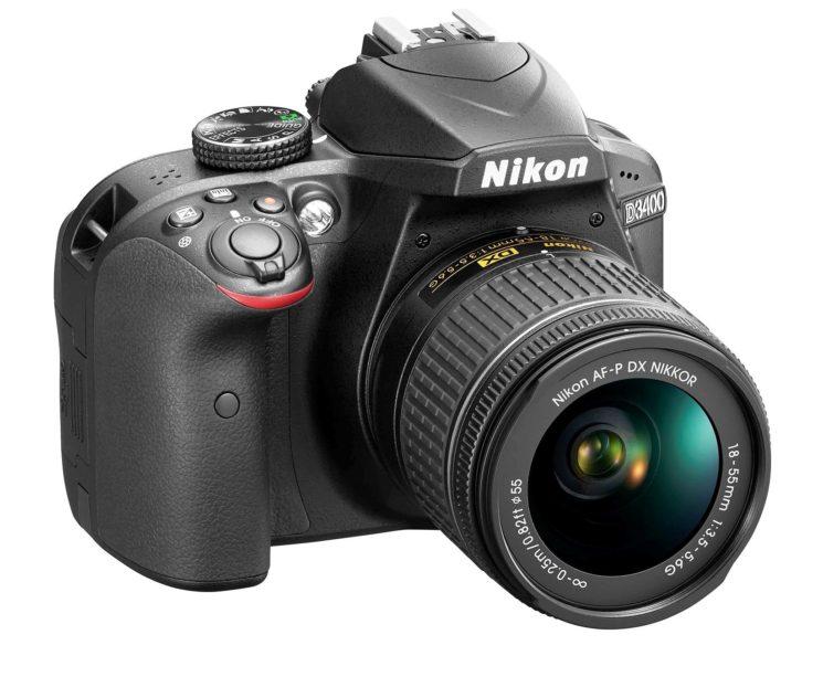 Con Nikon D3400 foto straordinarie e condivisione immediata