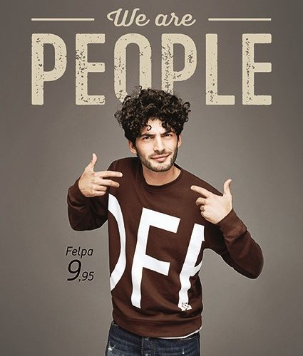 "Piazza Italia: nuova campagna ""We are people"""