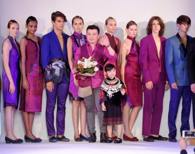 Yang Jie Fashion Show: stile moderno e creativo, anima cinese, mercato internazionale