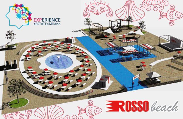 """Fine settimana al """"Rosso Beach"""", Parco Experience"""