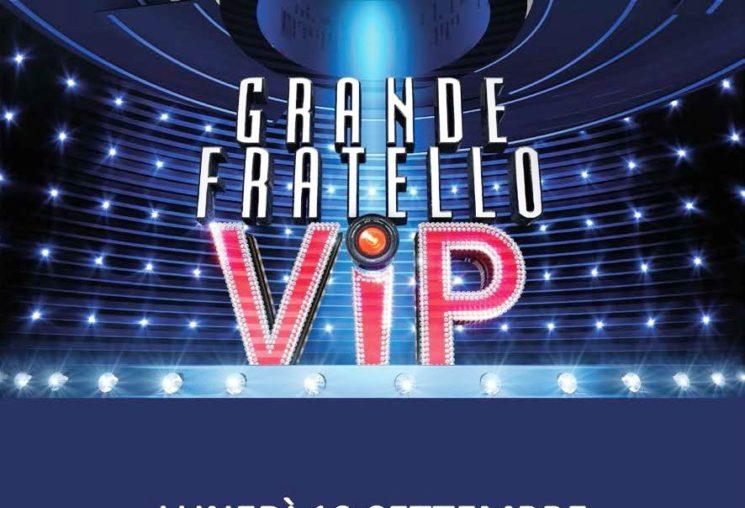 """CANALE 5: AL VIA IL 19 SETTEMBRE """"GRANDE FRATELLO VIP"""""""