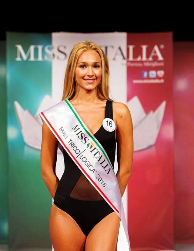 Trico Logica incorona la sua  Miss a Miss Italia