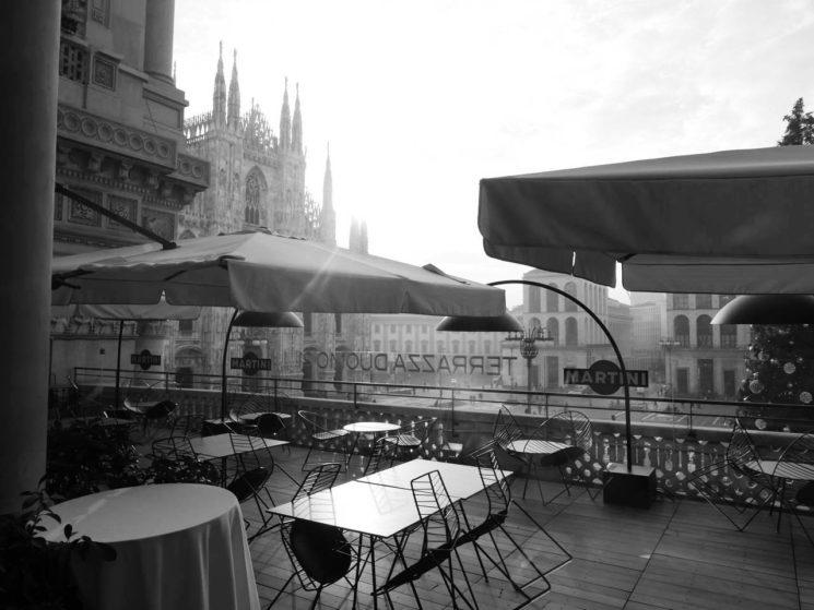 Al Panino Bistrò si sposta in Duomo 21, il Lounge Bar con terrazza su Piazza Duomo a Milano