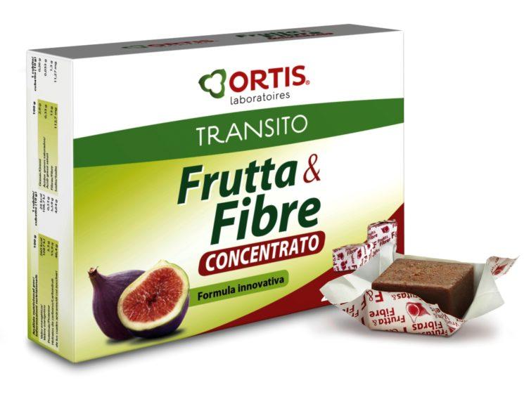 """Per il benessere intestinale """"Frutta & Fibre Concentrato"""" di Ortis Laboratories"""