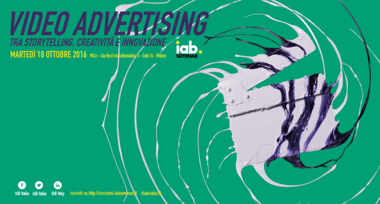IAB Seminar Video Advertising: un settore sempre in crescita ricco di opportunità
