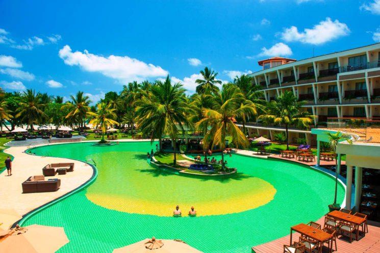 In vacanza d'inverno all'Eden Village Premium Sri Lanka
