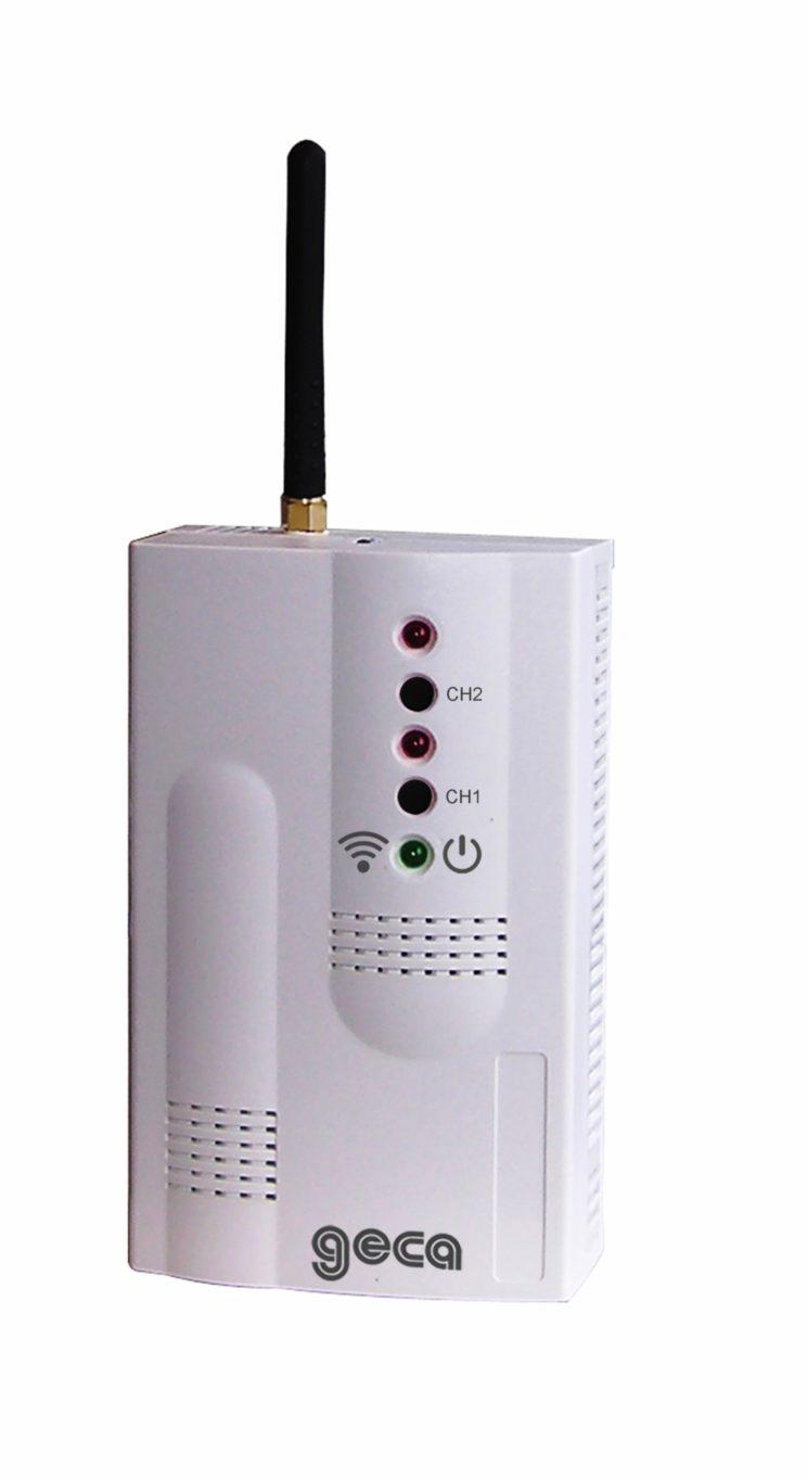 Con il nuovo GSM 03 di GECA tutto sotto controllo