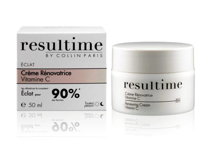 Resultime: Crème Rénovatrice e Crème Riche Rénovatrice alla Vitamina C per un viso fresco e sano