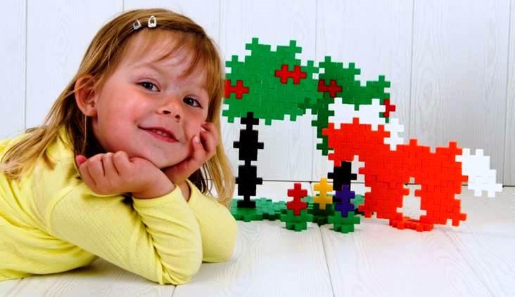 Plus-Plus, il nuovo gioco che stimola l'immaginazione dei bambini