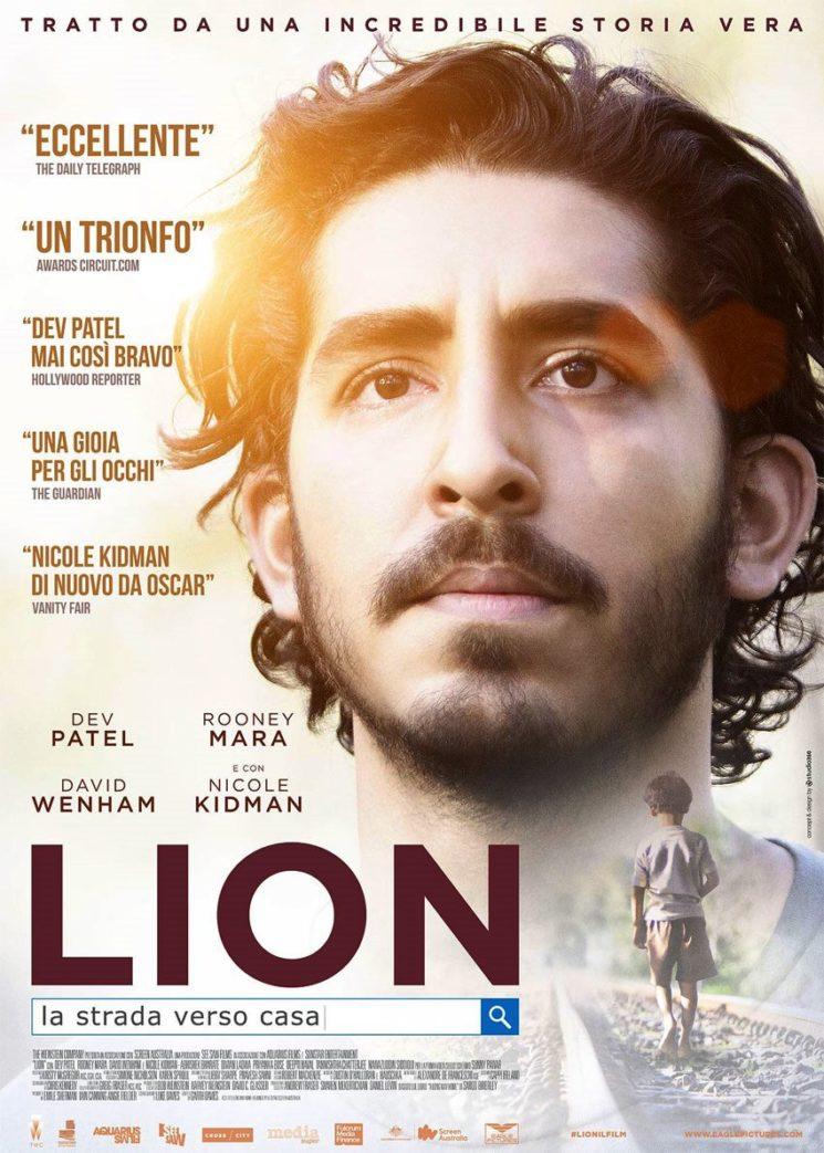 """""""Lion – la strada verso casa"""", film tratto da una toccante storia vera"""