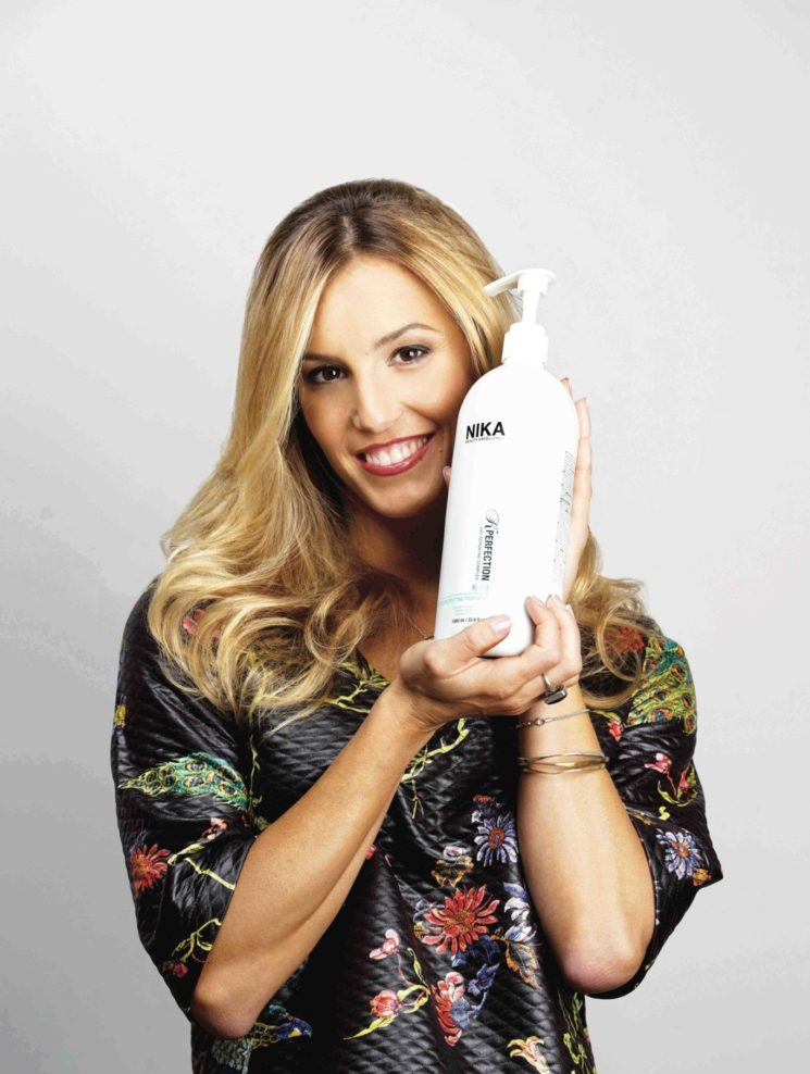 Tania Cagnotto sceglie Nika Beauty Excellence