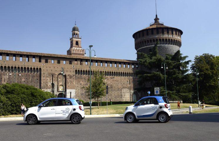 Corso di Primo Soccorso realizzato dalla Croce Rossa Italiana in regalo per i clienti car2go