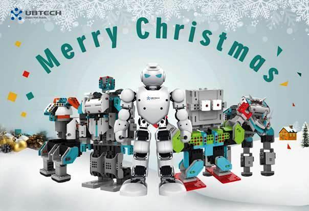 I robot di Ubtech Robotics, il regalo di Natale ideale per bambini e ragazzi