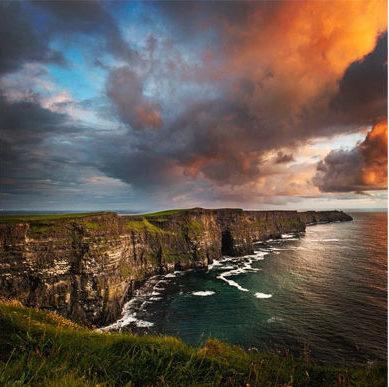 I 10 luoghi più instagrammati d'Irlanda