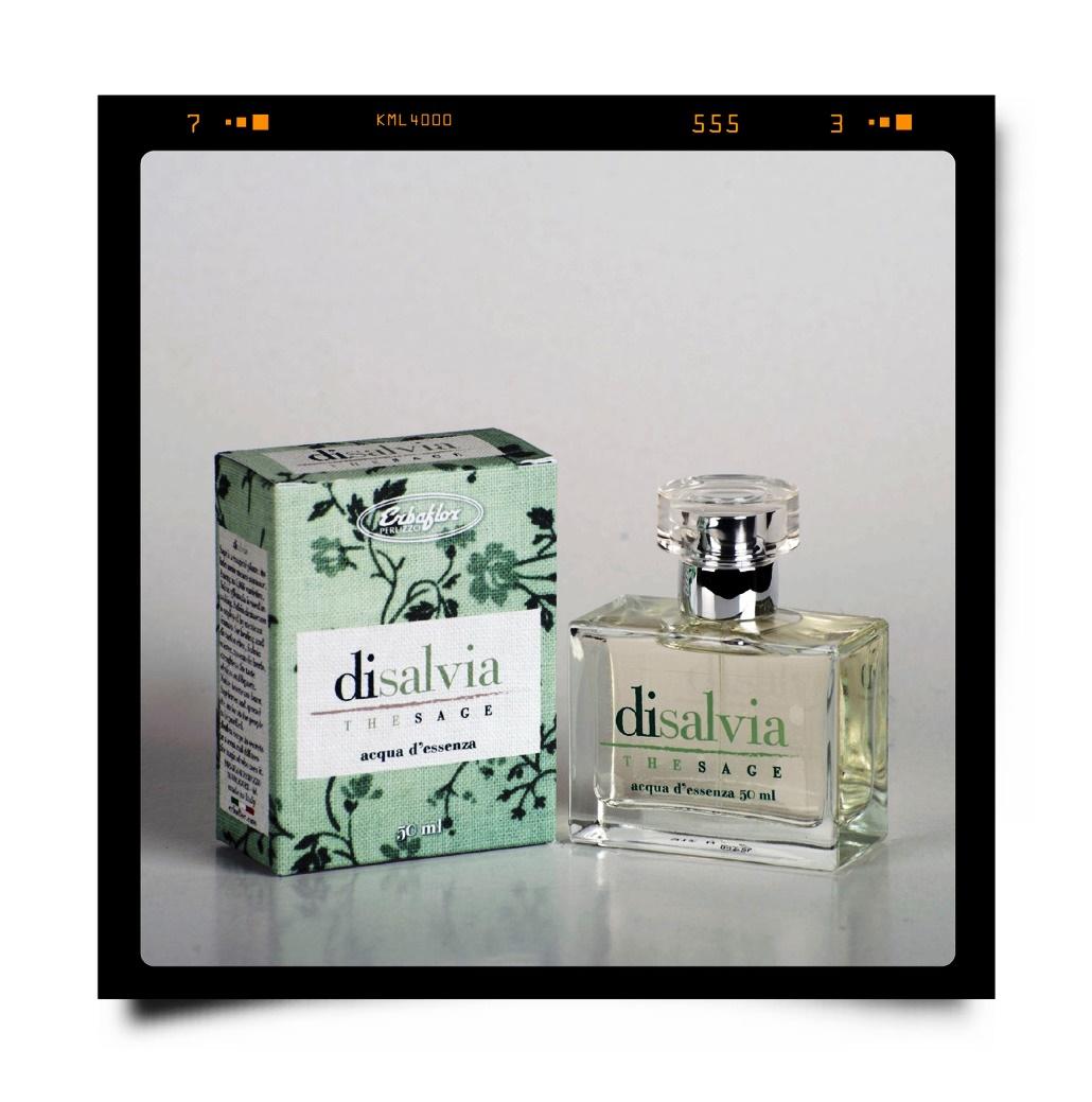 Erbaflor disalvia nuovo profumo femminile e i for Miglior profumo di nicchia femminile