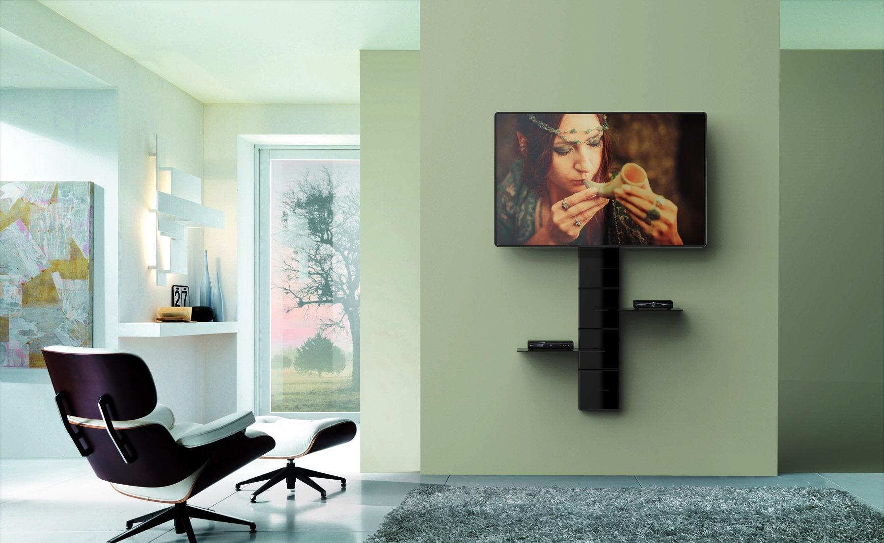 Meliconi Porta Tv Ghost Prezzi.Ghost Cubes Shelf Di Meliconi Per Arredare Con Stile