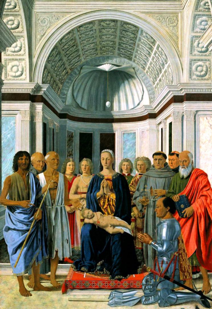 Alla Pinacoteca di Brera circa quaranta opere su tavola messe in sicurezza con velinature a scopo preventivo