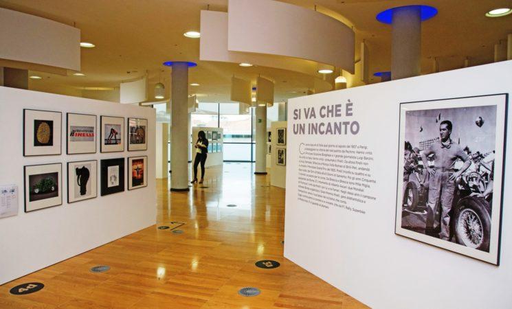 """""""Pirelli in cento immagini. La bellezza, l'innovazione, la produzione"""", mostra a Settimo Torinese dal 18 gennaio al 1° maggio"""