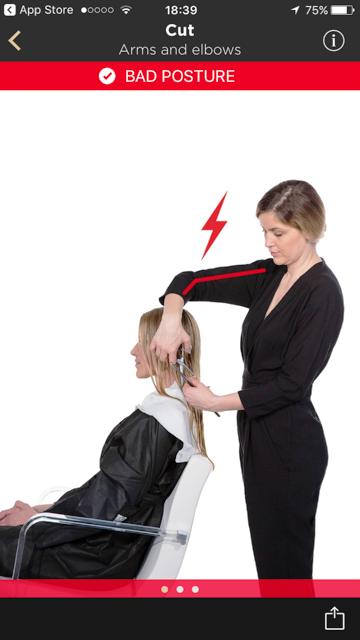 """""""L'Oréal Professionnel insieme a te contro il MSDs"""""""