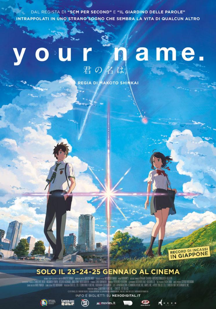 """""""Your name."""", una storia che ha commosso milioni di lettori e spettatori"""