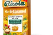 Al Salon du Chocolat di Milano le nuovissime caramelle Ricola Herb-Caramel