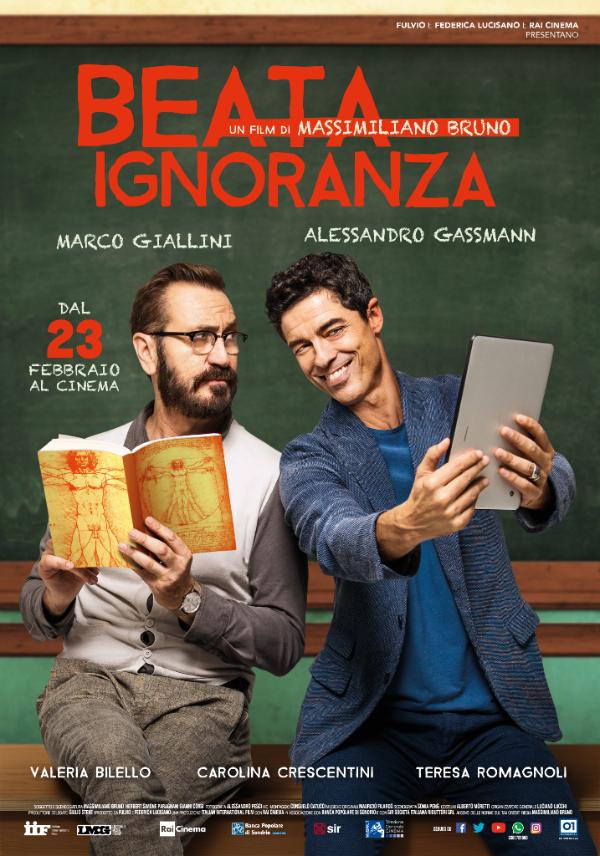 """""""Beata ignoranza"""", divertente commedia ricca di verve"""