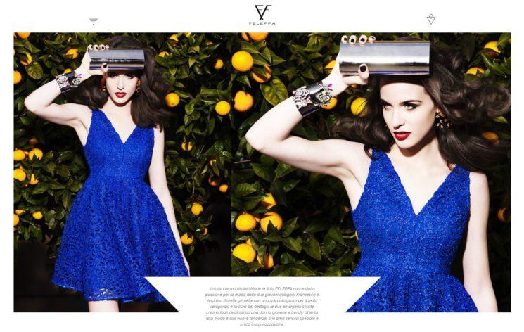 Feleppa: debutta la boutique online con la collezione p/e 2017
