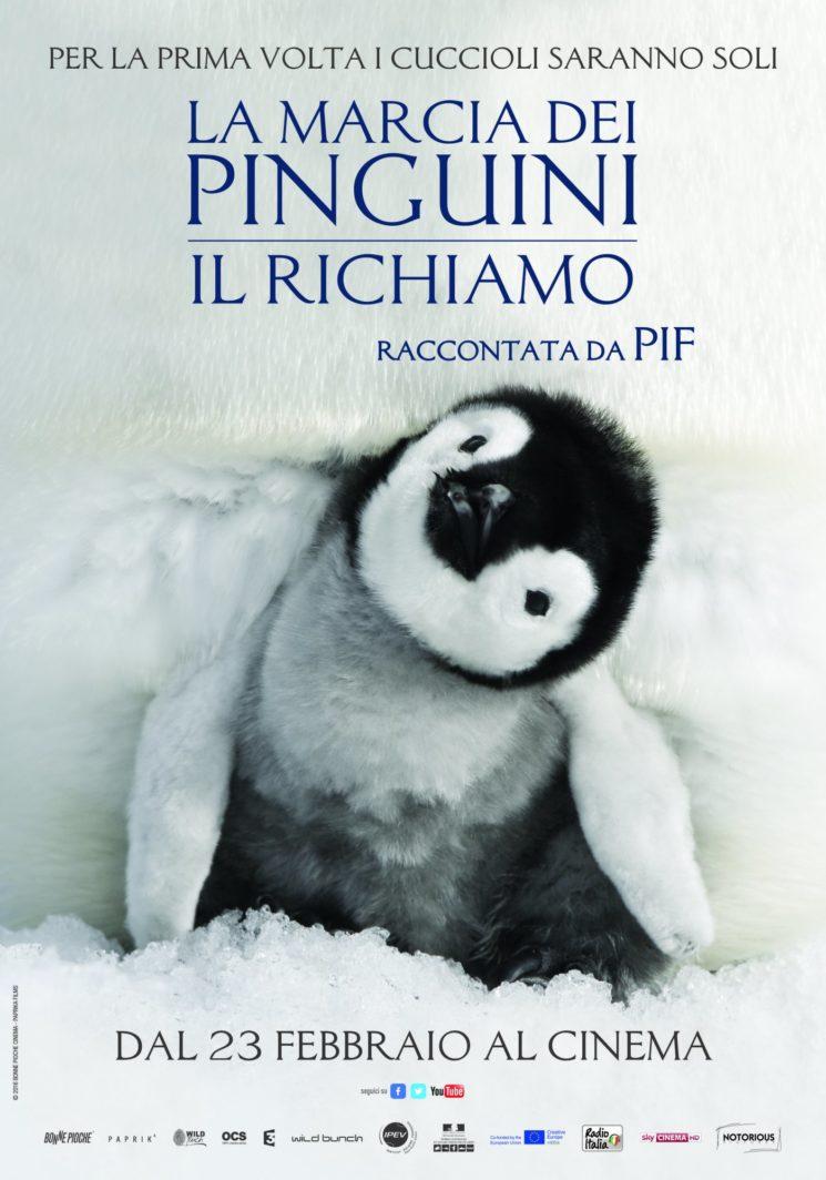 """""""La marcia dei pinguini – Il richiamo"""", un nuova avventura alla scoperta dell'Antartide"""