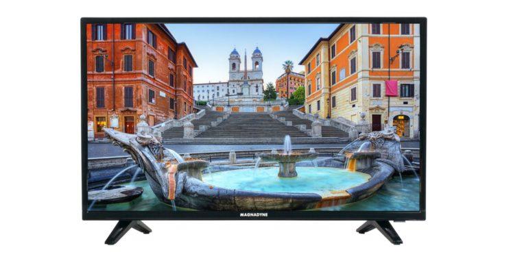 Nuova gamma di TV Magnadyne