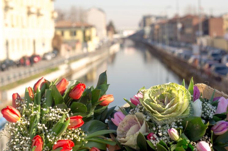 """A San Valentino sboccia Bloovery, il """"Fiorista del 3° Millennio"""""""