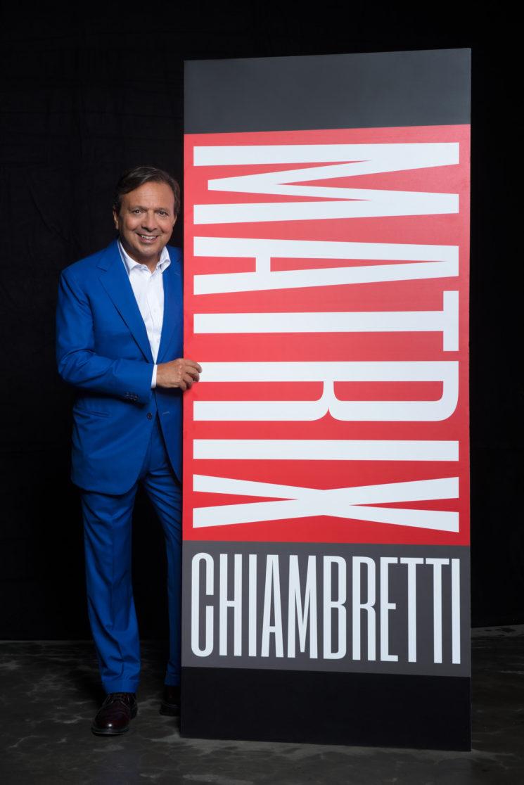 """""""Matrix Chiambretti"""": puntata speciale sui 30 anni  del Bagaglino in TV"""