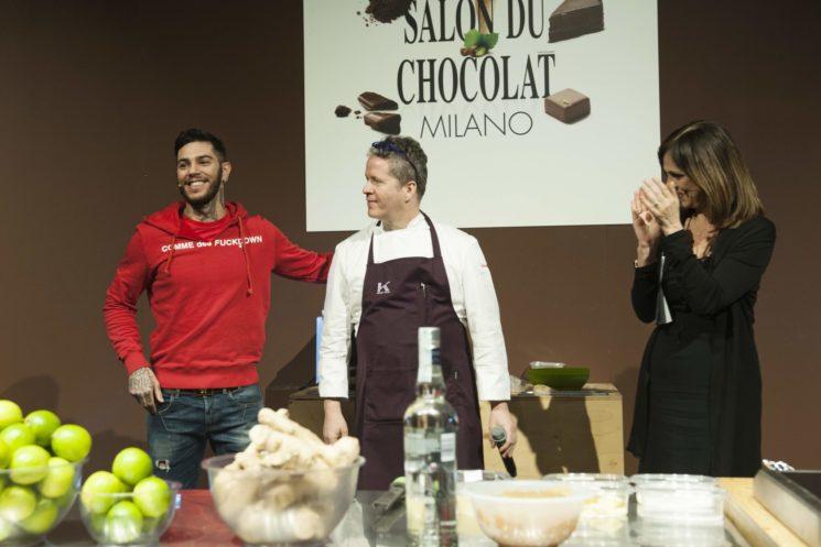 Chiude con un'affluenza record la seconda edizione del Salon du Chocolat