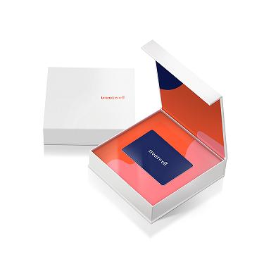 Idea regalo per San Valentino: la Gift Card di Treatwell