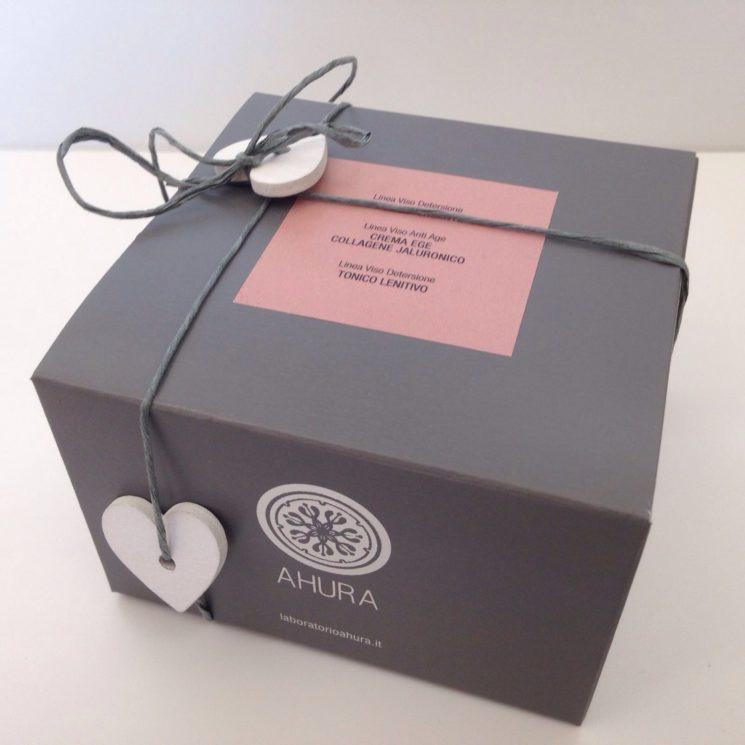 Per la San Valentino bellissimo kit proposto da Ahura