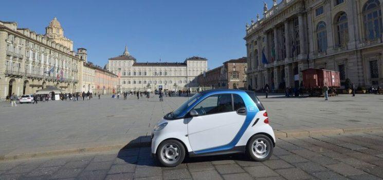 L'Italian Mission Award 2017 a car2go come migliore società di car sharing per i viaggiatori d'affari
