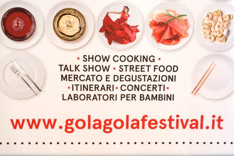 Gola Gola! Food&People Festival a Parma dal 2 al 4 giugno 2017