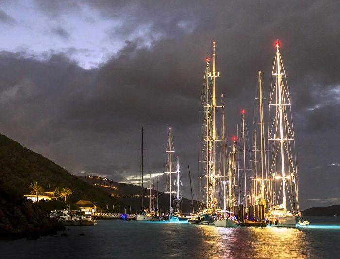 Al via la Loro Piana Caribbean Superyacht Regatta & Rendezvous