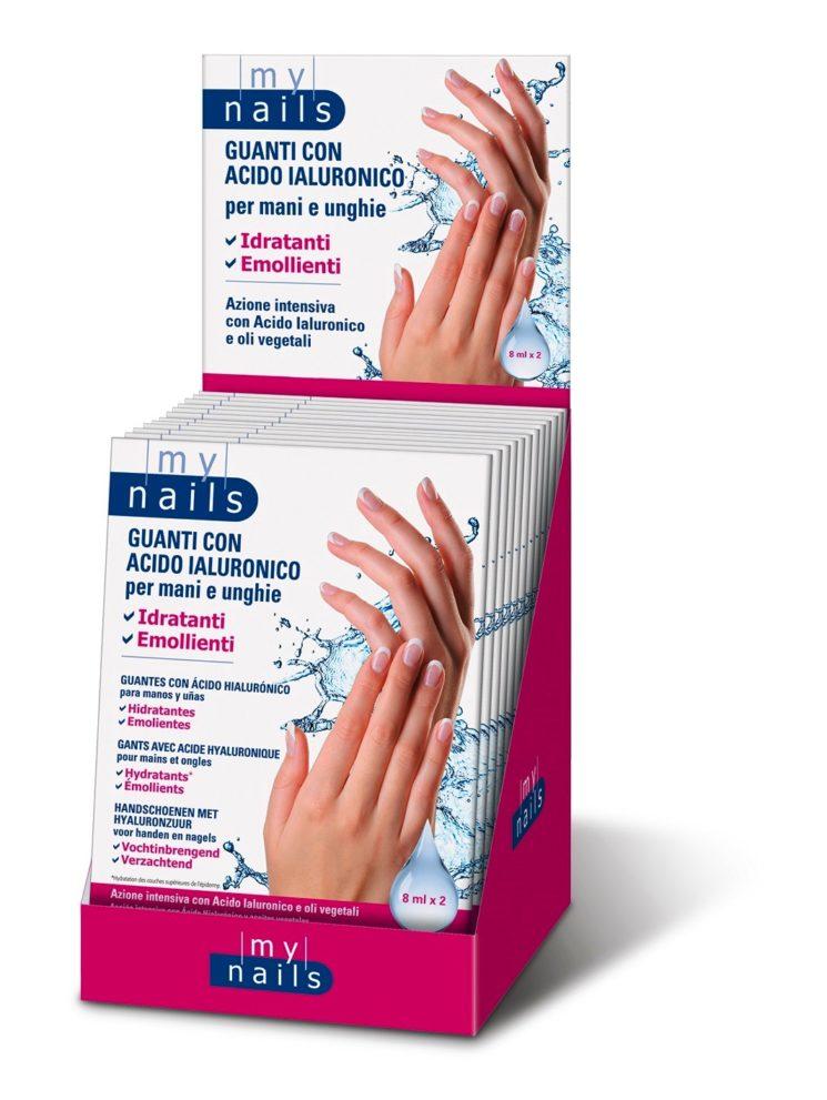 My Nails Guanti Con Acido Ialuronico, un innovativo trattamento per mani e unghie